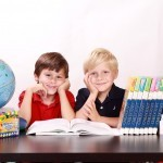 Smiling Kids - Jokes About School
