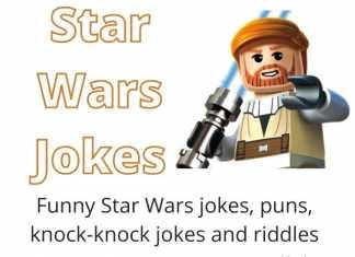 Star Wars Jokes - Fun Kids Jokes