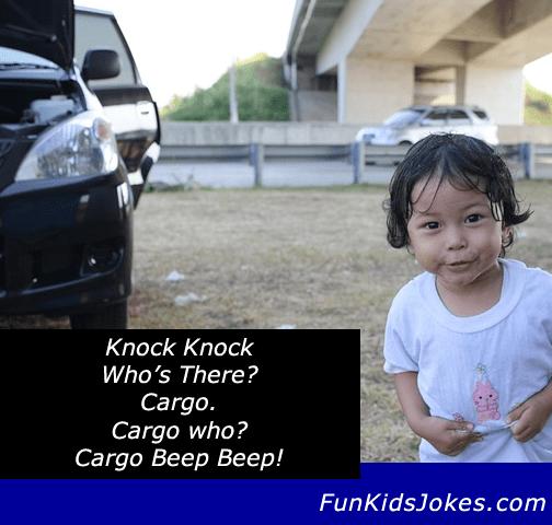 cargo-beep-beep