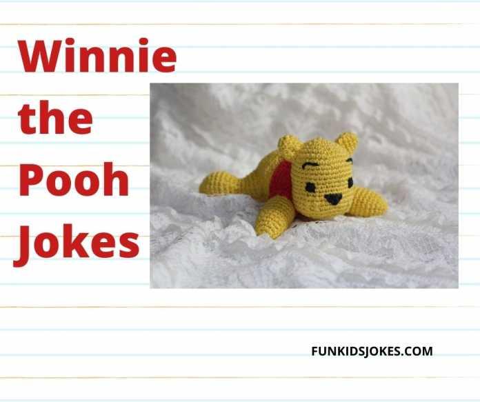 Winnie the Pooh Jokes