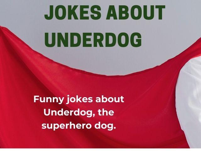 Jokes About Underdog