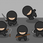 Ninjas - Ninja Jokes for Kids