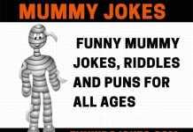 Mummy Jokes