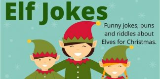 Elf Jokes for Christmas