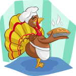 Turkey - Jokes About Thanksgiving Food