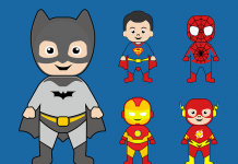 Superhero Jokes for Kids - Superheroes Kids Jokes