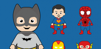Superhero Jokes for Kids - Superheroes Kids Jokes