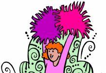 Cheerleader - Cheerleading Jokes for Kids