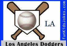 Dodgers Baseball Jokes