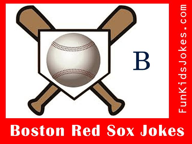 Boston Red Sox Jokes for Baseball Fans