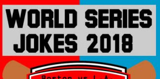 2018 World Series Jokes