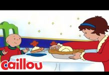Caillou's Thanksgiving – Full Show