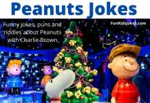 Peanuts Jokes with Charlie Brown - Fun Kids Jokes