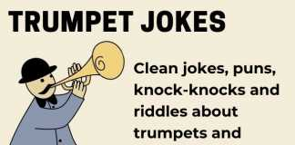 Trumpet Jokes - Clean Trumpet Jokes