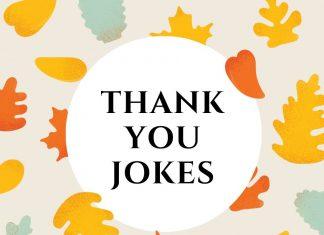 Thank You Jokes - Gratitude and Appreciation Humor