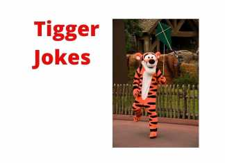Tigger Jokes
