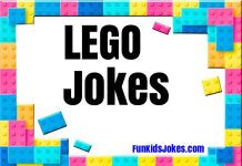 Funny LEGO Jokes for Kids