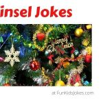 Tinsel Jokes for Christmas
