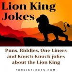 Lion King Jokes