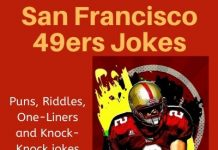 San Francisco 49ers Jokes - funny Forty Niners Jokes