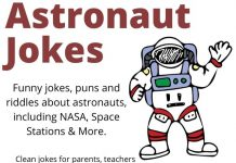 Funny Astronaut Jokes for Kids