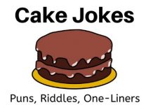 Funny Cake Jokes for Kids and Parents