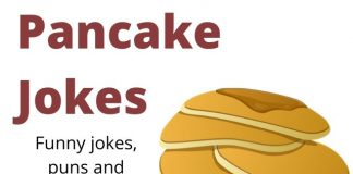 Pancake Jokes - Funny for Pancake Day