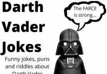 Darth Vader Jokes - Anakin Jokes