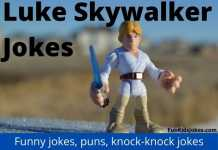Luke Skywalker Jokes
