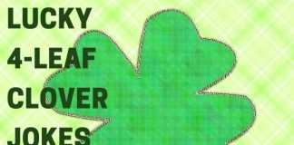 four leaf clover jokes