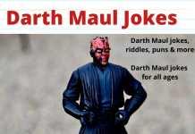 Darth Maul Jokes