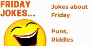 Friday Jokes - Clean Jokes for Friday