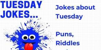 Tuesday Jokes - Jokes for Tuesday