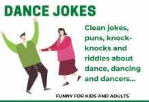 Dance Jokes - Dancers