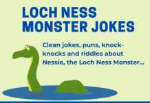 Loch Ness Monster Jokes - Nessie Puns and Riddles