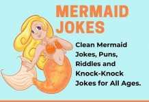 Mermaid Jokes