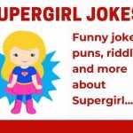 Supergirl Jokes for Children
