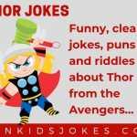 Thor Jokes for Avengers Fans